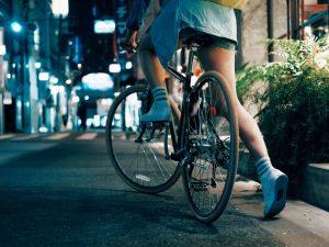 Bezpieczna jazda na rowerze po mieście